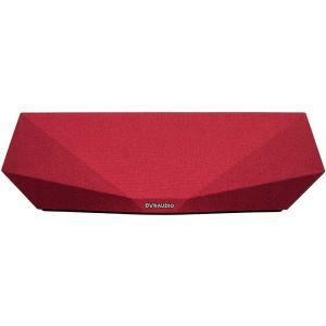 DYNAUDIO Bluetooth対応スピーカー Music5  Red【ブルートゥース対応/Wi-Fi対応/ハイレゾ対応 】|dynaudio-music