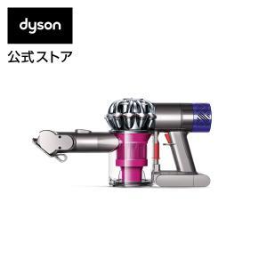 ダイソン V6 トリガープロ|Dyson サイクロン式 ハンディクリーナー [HH08MHPRO] 掃除機 <フューシャ/ニッケル> 【新品/メーカー2年保証】