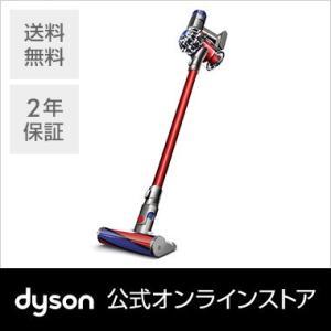 ダイソン V6 フラフィ プロ|サイクロン式 コードレス掃除...