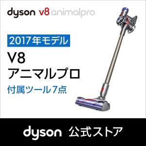ダイソン Dyson V8 Animalpro サイクロン式 コードレス掃除機 SV10ANCOM2 タイタニウム|dyson
