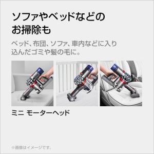ダイソン Dyson V7 Fluffy サイクロン式 コードレス掃除機 SV11FF ブルー|dyson|05