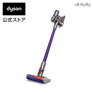 ダイソン Dyson V8 Fluffy サイクロン式 コードレス掃除機 dyson SV10FF3 2018年最新モデル|dyson