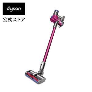 ダイソン Dyson V6 Cord-Free Pro サイクロン式 コードレス掃除機 SV07 W...