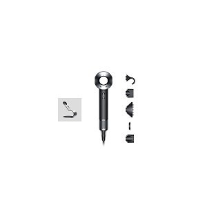 【収納スタンドプレゼント(別送)】ダイソン Dyson Supersonic Ionic (ブラック...