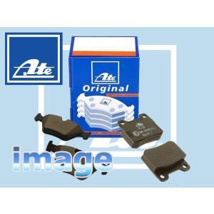 【ブレーキ】純正品質パッドSET・フロント/ATE製 BMW・F07・F10  e-a-parts