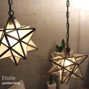 照明 ライト ペンダントライト 照明器具 星形 おしゃれ テレビ紹介 夜空に輝く星をイメージして作られたペンダント|e-alamode-ys