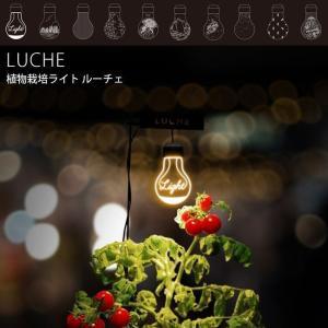 栽培用ライト LEDスタンドライト 植物栽培 植物育成 野菜 照明 LED USB電源 おしゃれ デスクライト プレゼント ポットランド LUCHE ルーチェ|e-alamode-ys