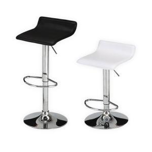 カウンターチェア おしゃれ バーチェア ハイチェア 椅子 チェア チェアー ローバック ブラック ホワイト ソート LOW カフェ風 新生活 e-alamode-ys