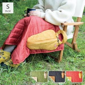 ブランケット&クッション Sサイズ ひざ掛け 寝袋型 70×100cm おしゃれ ダウン素材 軽い アウトドア キャンプ用品 プレゼント セトクラフト|e-alamode-ys