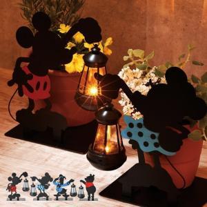 ディズニー ソーラーライト 屋外 おしゃれ 庭 かわいい キャラクター ガーデン ライト 玄関 シルエットソーラー SD-6071 セトクラフト プレゼント e-alamode-ys