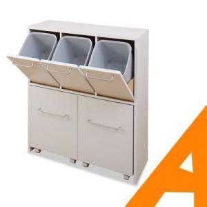 ゴミ箱 ごみ箱 ミュゲダストボックス5分別 SE-0002|e-alamode