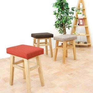 スツール チェア 椅子 天然木スツール バンビスツール|e-alamode