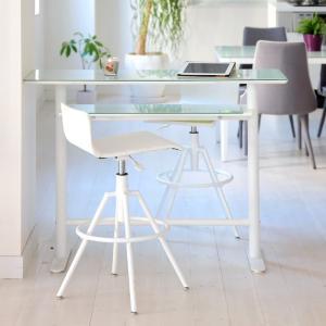 テーブル センターテーブル カウンターテーブル ハイテーブル テーブル おしゃれ 人気 カフェ ガラス  ロイス|e-alamode
