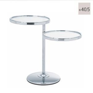 サイドテーブル ソファ ベッド サイド ナイトテーブル ソファーテーブル モダン ハスキーテーブル  円型テーブル|e-alamode