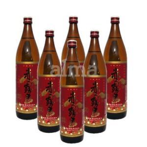 赤霧島 25度 900ml瓶×6本 1ケースの関連商品1