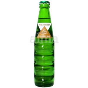 好き嫌いははっきりと分かれる味わいですが、本格派ジンジャエールです。  ※空瓶は、お近くのお酒屋さん...