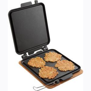 トースターではさみ焼きスナッキー|e-apron