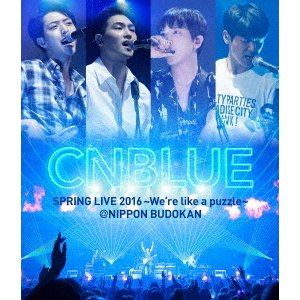 SPRING LIVE 2016 〜 We're like a puzzle 〜.. / CNBLUE (Blu-ray)|e-apron