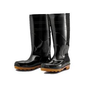 アウトレット ジーベック 安全長靴 85707[耐油][耐油性ソール][抗菌性]ブラック  26.0cm 1足限定|e-azumaya