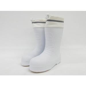 ハイパーVスタッドレス(長靴、白)|e-azumaya