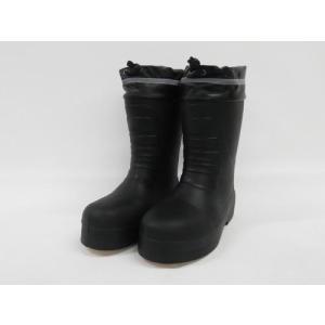 ハイパーVスタッドレス(長靴、黒)|e-azumaya