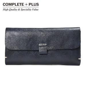 メンズ 財布 長財布 かぶせ 本革 牛革 レザー COMPLETE PLUS コンプリートプラス 910-cp-7m201 父の日ギフト|e-bag-morita