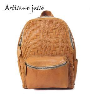 リュック デイパック レディース 牛革 本革 バリレザー ミックスメッシュ Artisane josse アルティザンヌ・ジョゼ 925-AJ-7Y203|e-bag-morita