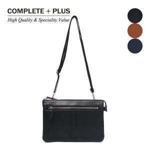 メンズ ショルダーバッグ 牛革 本革 レザー レディース COMPLETE PLUS コンプリートプラス 927-cp-6eys103|e-bag-morita