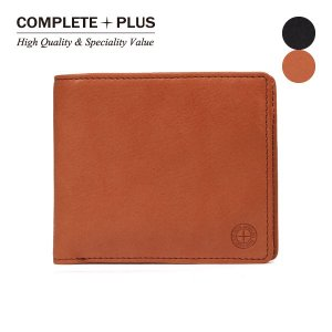 メンズ 姫路レザー 二つ折り財布 牛革 本革 COMPLETE PLUS コンプリートプラス ソフトレザー 927-cp-7e103|e-bag-morita