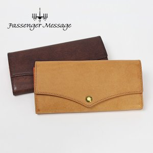 メンズ 長財布 かぶせ 牛革 本革 レザー 日本製 Passenger Message パッセンジャーメッセージ プエブロ  941-pm-7r101|e-bag-morita