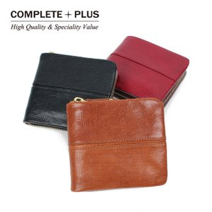メンズ 二つ折り財布 イタリア製牛革 本革 レザー COMPLETE PLUS コンプリートプラス クローチェ 952-cp-8bg103|e-bag-morita