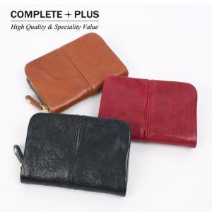 メンズ コインケース ミニ財布 イタリア製牛革 本革 レザー  COMPLETE PLUS コンプリートプラス クローチェ 952-cp-8bg104|e-bag-morita