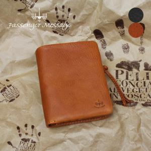 メンズ 二つ折り財布 Passenger Message パッセンジャーメッセージ ミネルバ 縦型 PM-7BG102|e-bag-morita