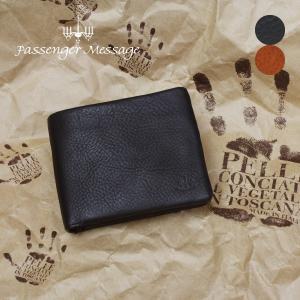 二つ折り財布 Passenger Message パッセンジャーメッセージ ミネルバ PM-7BG103|e-bag-morita