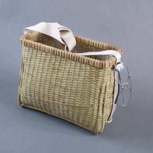 渓流釣り 魚籠   根曲竹|e-basket