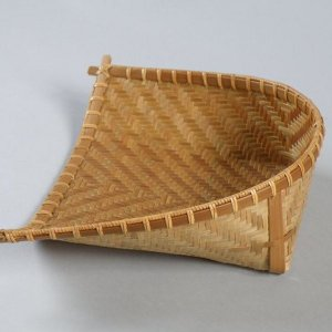 網代箕 菓子籠|e-basket