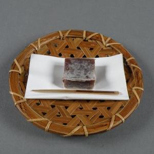 鉄線編み 小皿 燻煙竹 トレー |e-basket