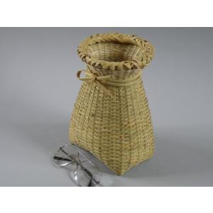 魚籠形 花籠|e-basket