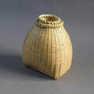 千島笹(根曲り竹) 魚籠 渓流 ベルト|e-basket