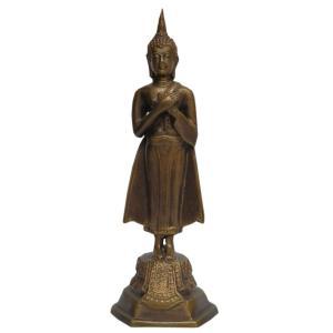 仏像 アジアの仏像10(タイ・スタンディングブッタ)|e-bingo