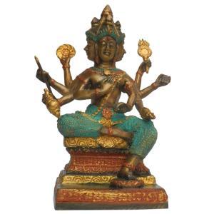 仏像 アジアの仏像11(ブラフマー神)|e-bingo