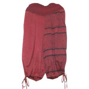 パンツ アジアン衣料 ネパール・シルク・アラビアンパンツ3 クリックポスト選択 送料200円|e-bingo