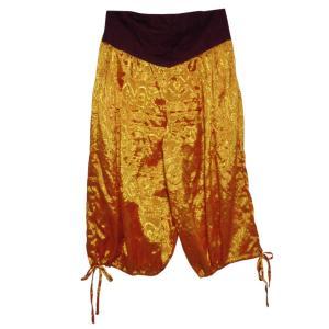 パンツ アジアン衣料 ネパール・シルク・アラビアンパンツ5 クリックポスト選択 送料200円|e-bingo