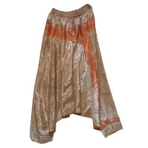 パンツ アジアン衣料 ネパール・シルク・アラビアンパンツ6 クリックポスト選択 送料200円|e-bingo
