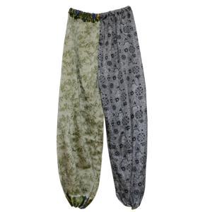 パンツ アジアン衣料 ネパール・シルク・パンツ9 クリックポスト選択 送料200円|e-bingo