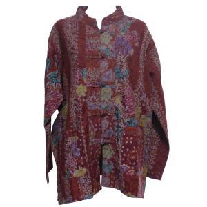 メンズブラウス アジアン衣料 タイ・メンズバティック・シャツ2 クリックポスト選択 送料200円|e-bingo