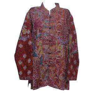 メンズブラウス アジアン衣料 タイ・メンズバティック・シャツ8 クリックポスト選択 送料200円|e-bingo