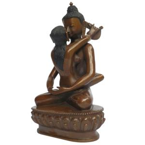 仏像 ネパール仏像 ブッタ・シャクティー4|e-bingo