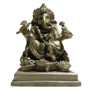 仏像 タイ仏像 小さいガネーシャ象34|e-bingo