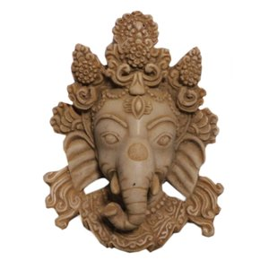 仏像 ガネーシャ壁掛け3|e-bingo